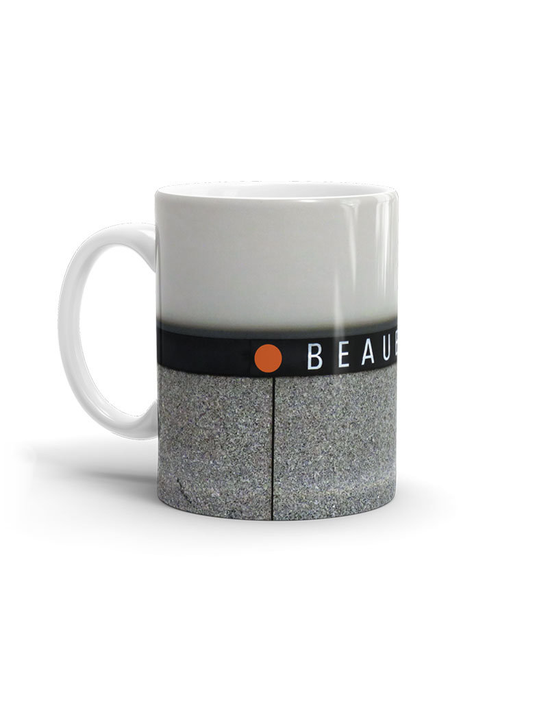 TASSE - Station Beaubien 11oz