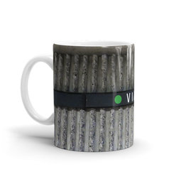 CUP - Viau station 11oz