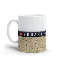 CUP - Square-Victoria-OACI station 11oz