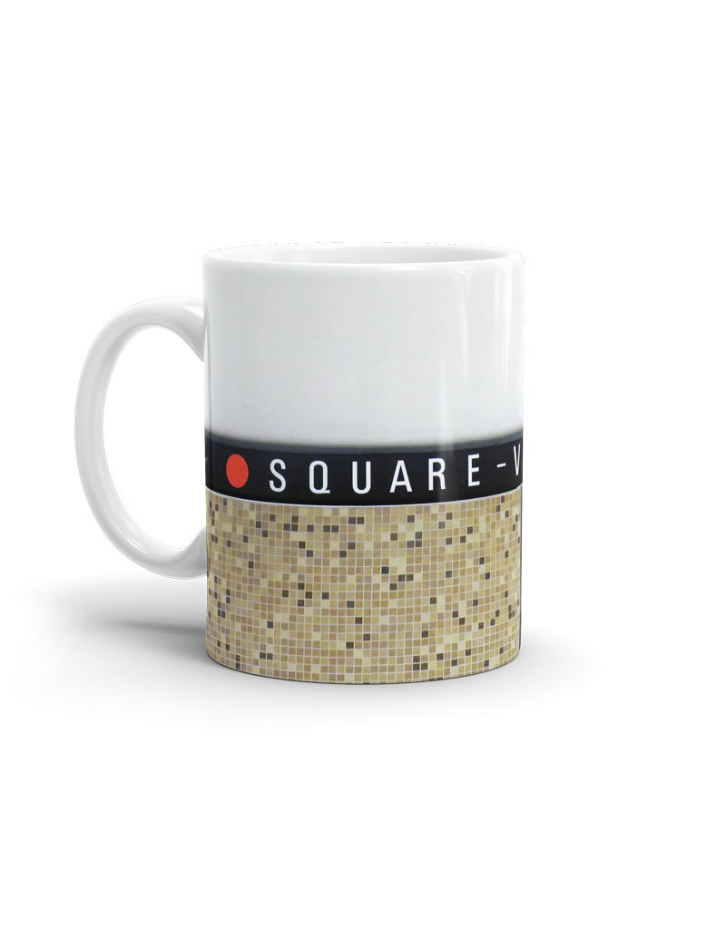 CUP - Square-Victoria-OACI station 11oz