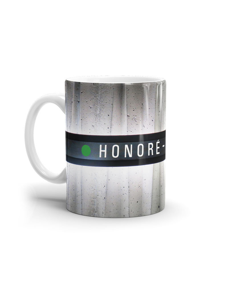 CUP -  Honoré-Beaugrand station 11oz