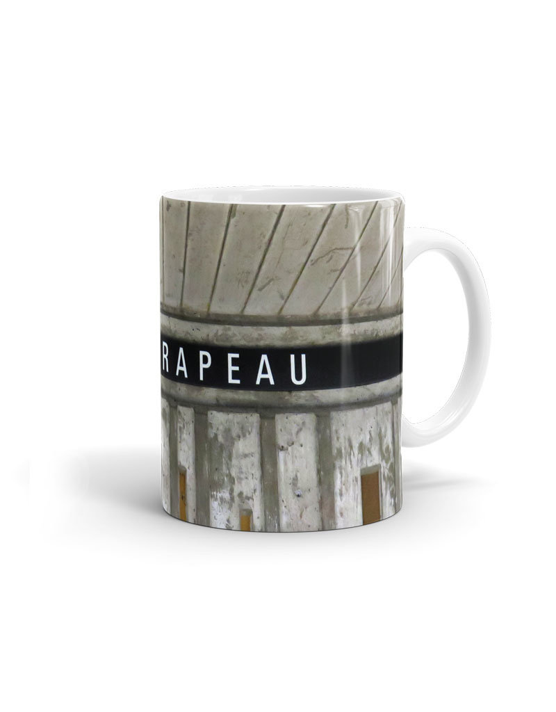 CUP -  Jean-Drapeau station 11oz