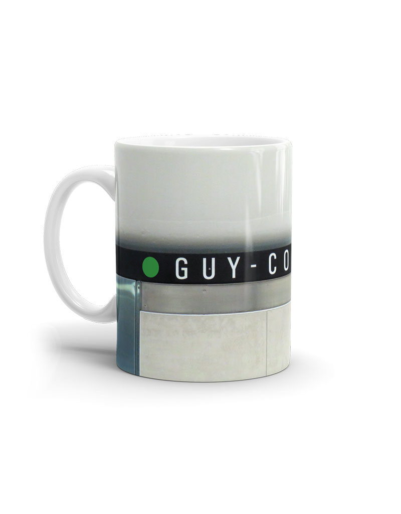 CUP - Guy-Concordia station 11oz