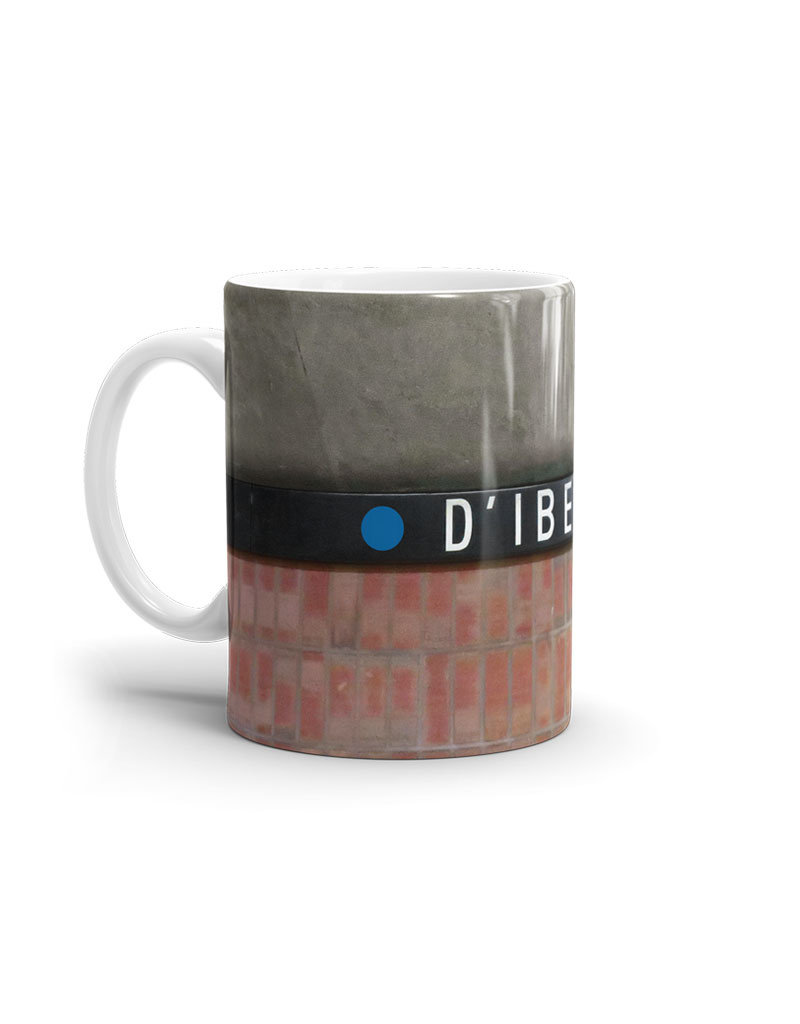 CUP -  D'Iberville station 11oz