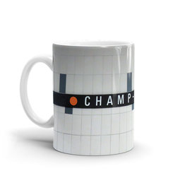 CUP - Champ-de-Mars station 11oz