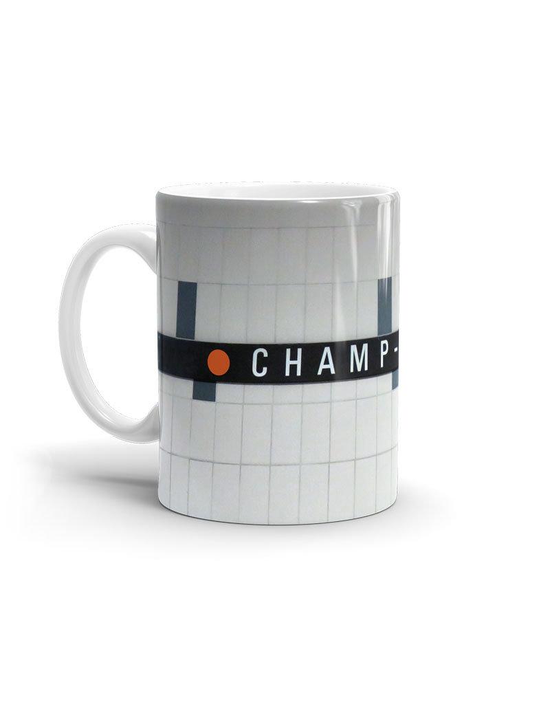 CUP - Champ-de-Mars station 11oz