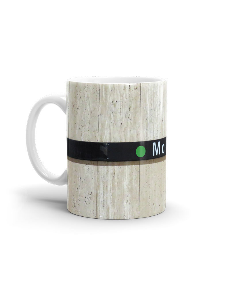 CUP - McGILL station 11oz