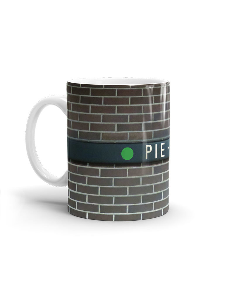 CUP - Pie-IX station 11oz