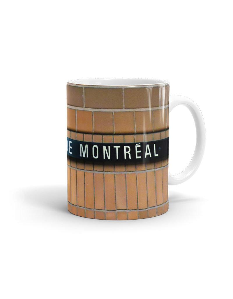TASSE - Station Université-de-Montréal 11oz