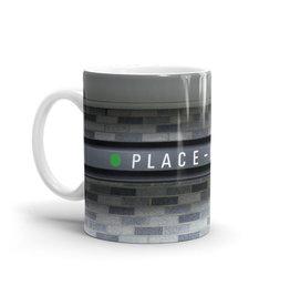 CUP - Place-des-Arts station 11oz