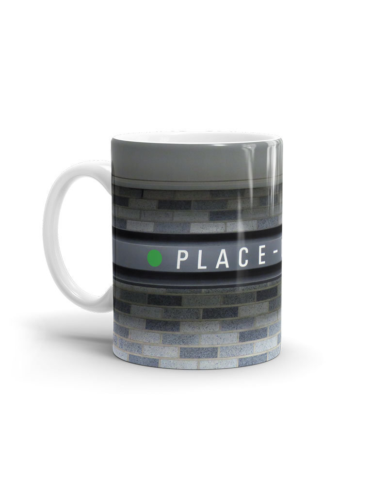 CUP - Place-des-Arts station 11oz