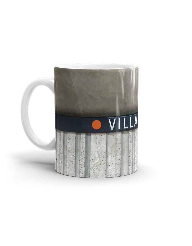 CUP - Villa-Maria station 11oz
