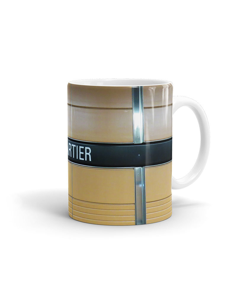 CUP - Cartier station 11oz