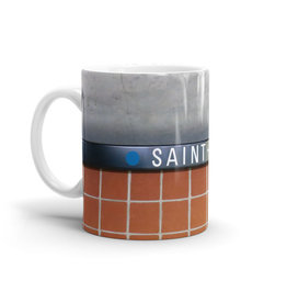 TASSE - Saint-Michel station 11oz