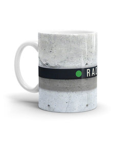 CUP - Radisson station 11oz