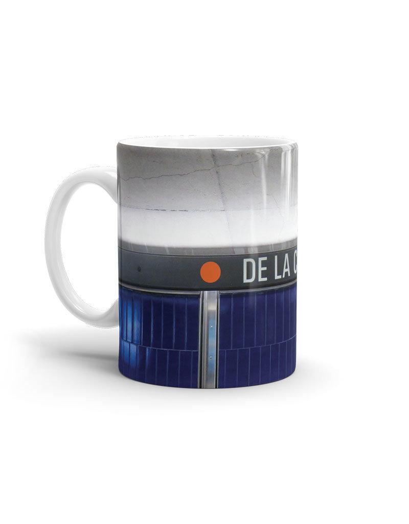 CUP - De la Concorde station 11oz