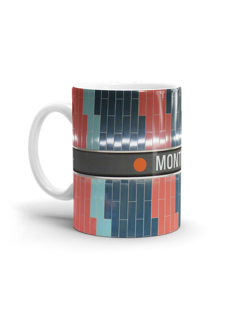 TASSE - Station Montmorency 11oz
