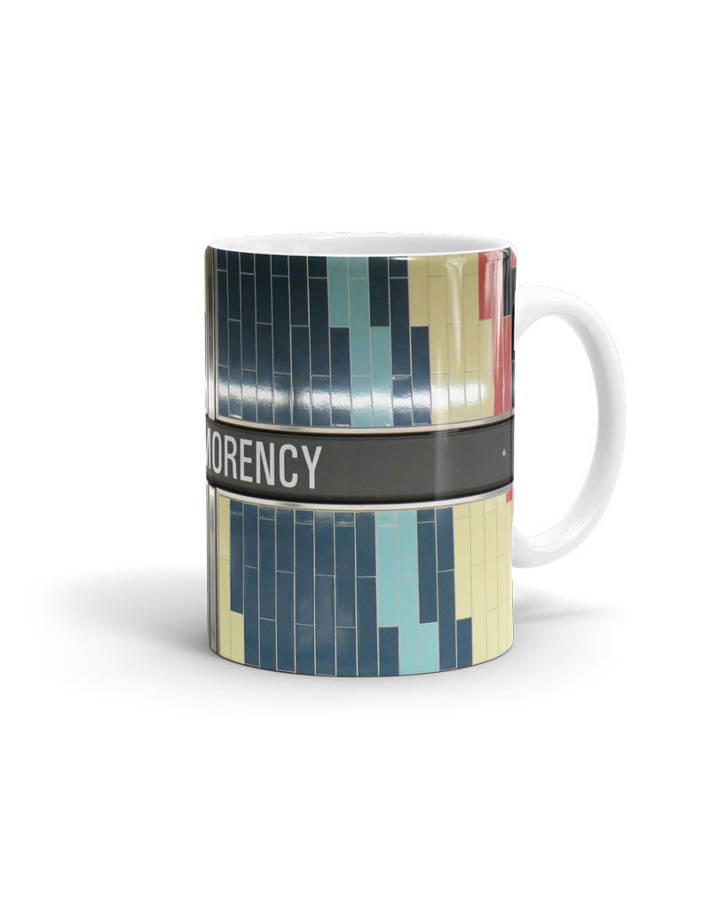 CUP - Montmorency station 11oz