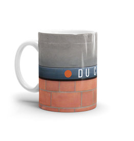 CUP - Du Collège station 11oz