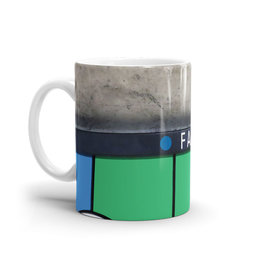 TASSE - Fabre station 11oz
