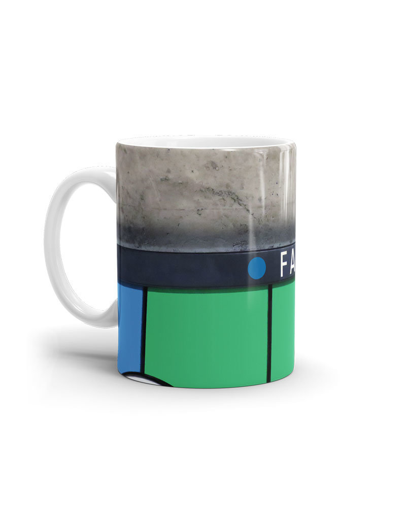 TASSE - Station Fabre 11oz