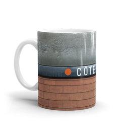 CUP - Côte-Vertu station 11oz