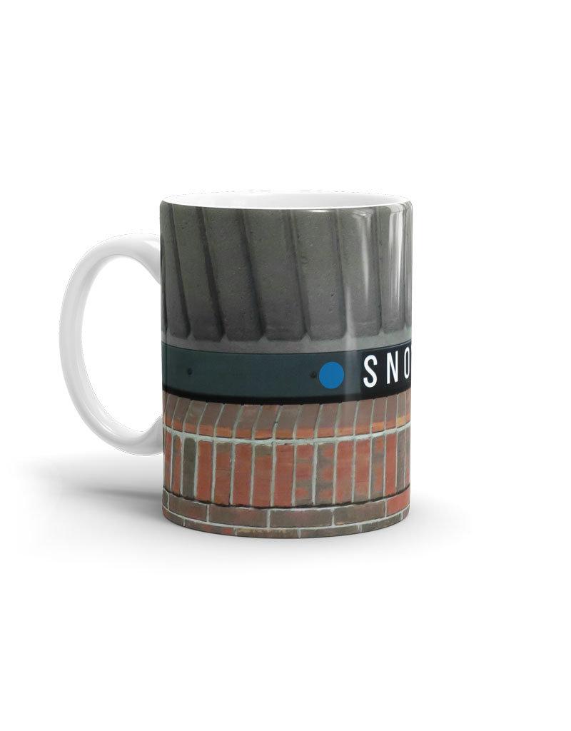 CUP - Snowdon station 11oz