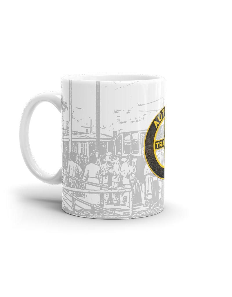 CUP 11oz - Autobus Tramways