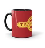 CUP 11oz black  - Cie de Tramways de Montréal (Montreal Tramway Company)