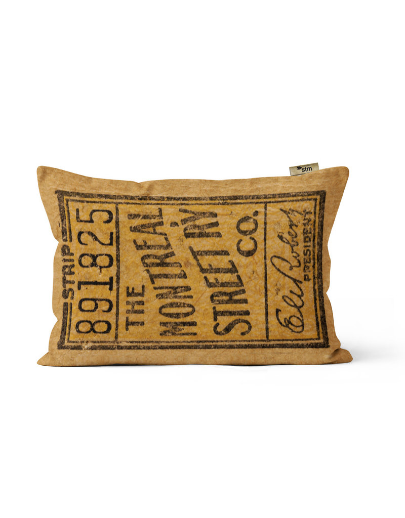 """COUSSIN - The Montreal Street RY co. - 891825    12"""" x 18"""""""