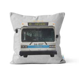 COUSSIN - Autobus GM Classic  #45 PAPINEAU