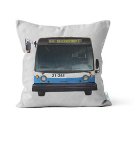 PILLOW - Nova bus  - #24 Sherbrooke