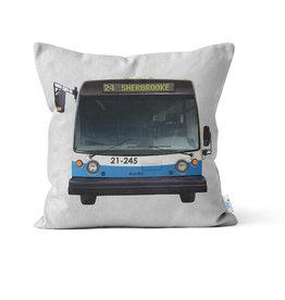 PILLOW - Nova bus  - #24 Sherbrooke