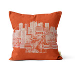 PILLOW - City of Montreal 1978 #1