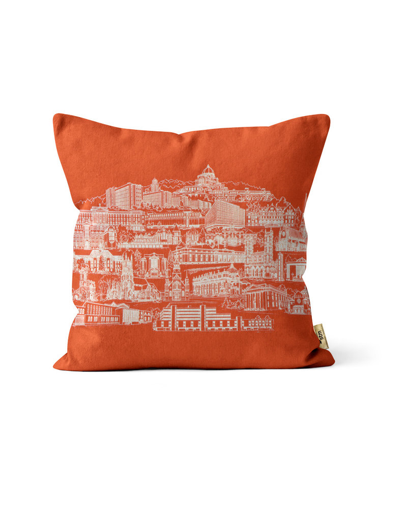 PILLOW - City of Montreal 1978 #2