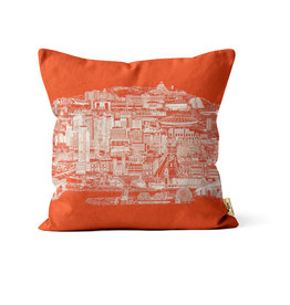 PILLOW - City of Montreal 1978 #4