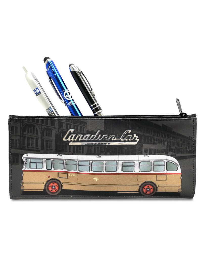 Pencil case - CF&F Brill bus