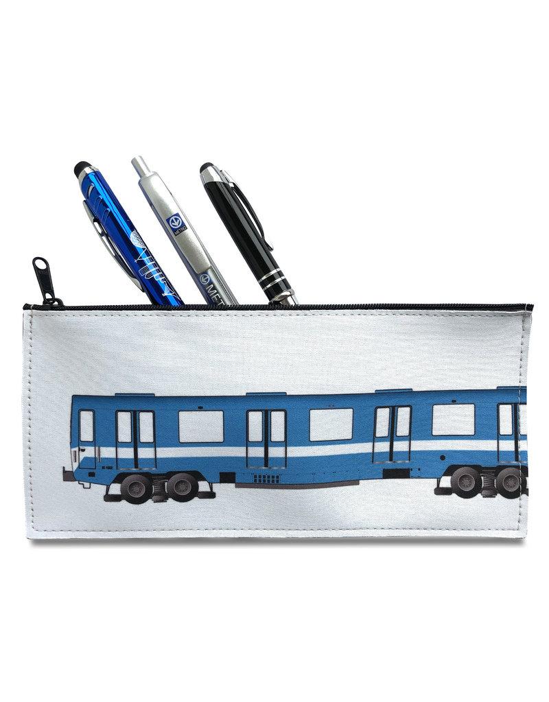 Étui à crayons - Azur / MR-63