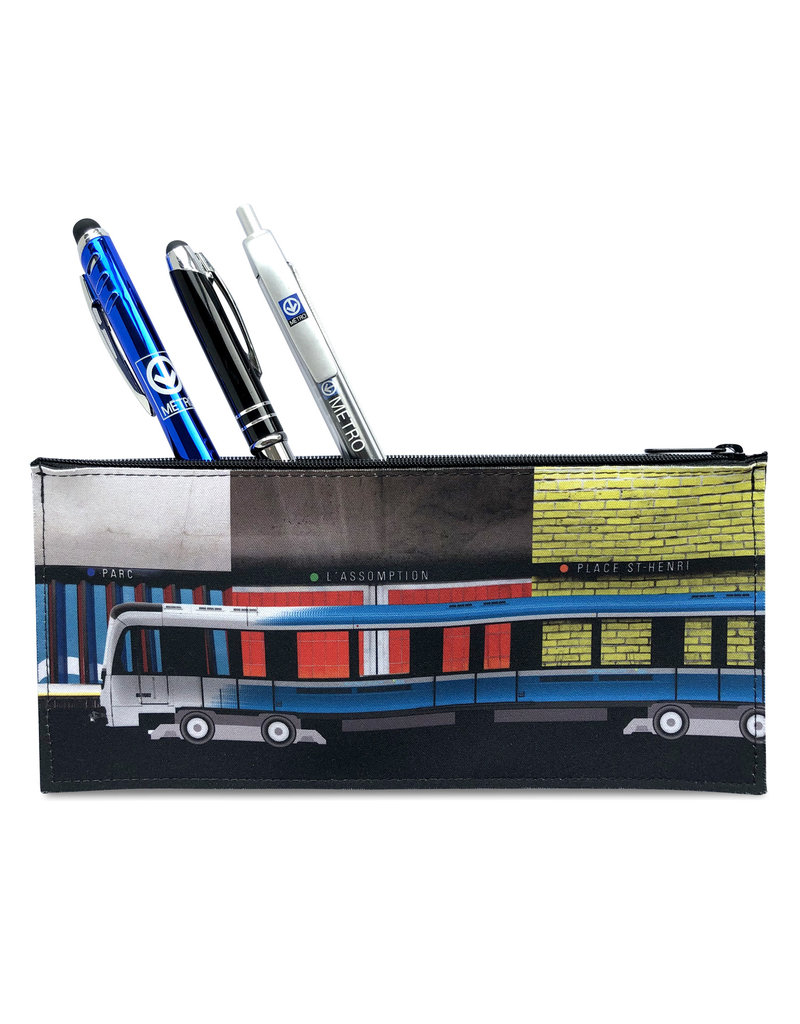 Pencil case - Azur multi-stations