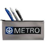 Étui à crayons - Logo métro / Sortie