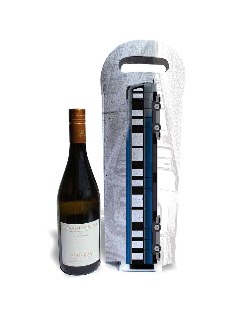 Wine tote - Azur / MR-63