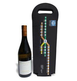 Wine tote - Berri-de Montigny /  1967 map