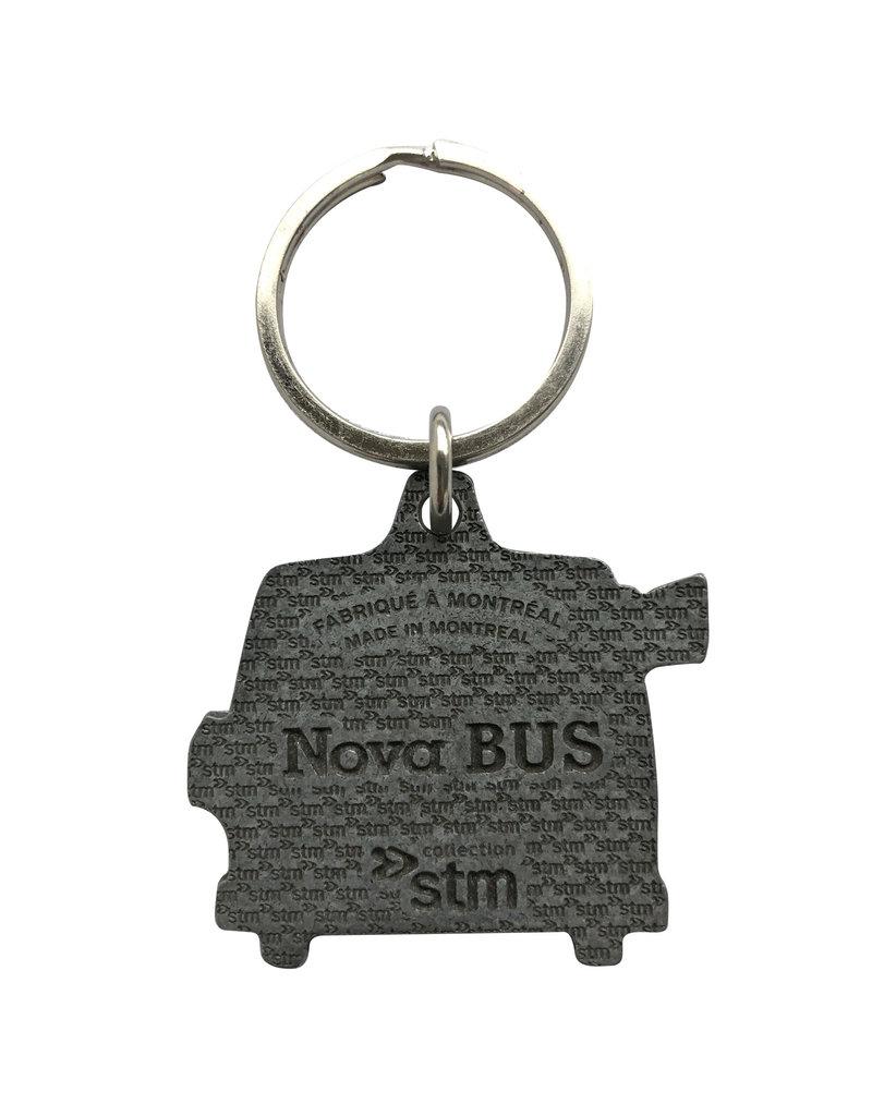 PORTE CLÉS - Nova BUS (55 St-Laurent)
