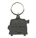 KEYCHAIN - Nova BUS (197 Rosemont)