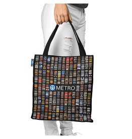 Deluxe Canvas Bag - Jesse Riviere Stations