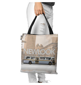 Canvas Bag - NEW LOOK Brown