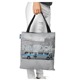Canvas Bag - New Look Blue