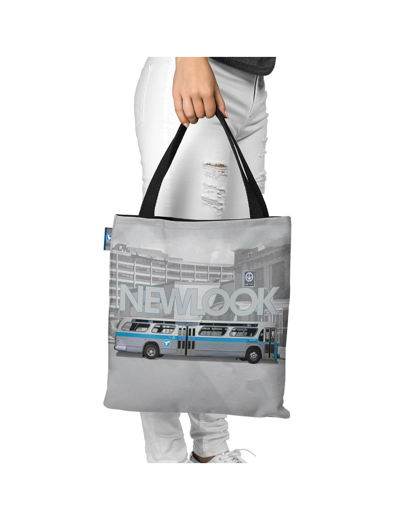 Canvas Bag - New Look Blue