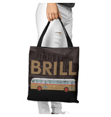 Canvas Bag - Brill
