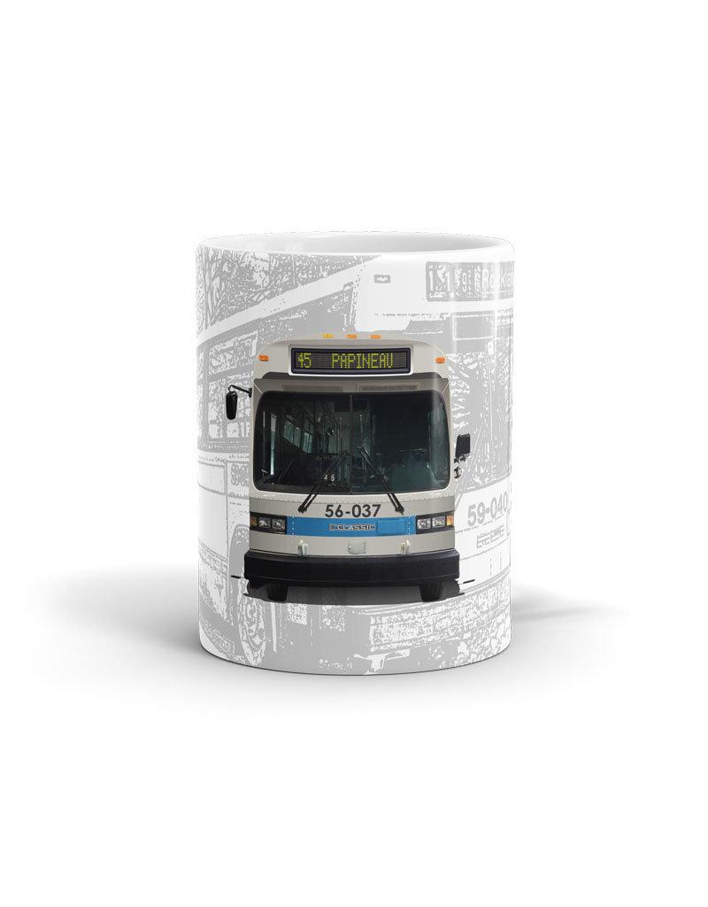 TASSE -GM Classic bus